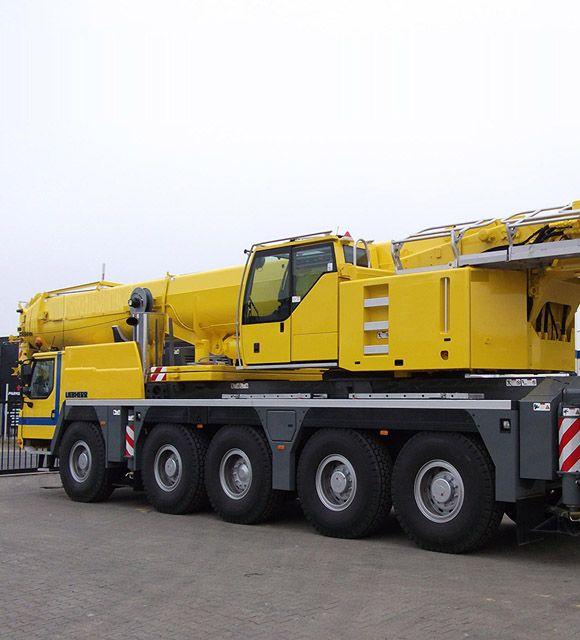 Mobil Vinç - LTM 1130